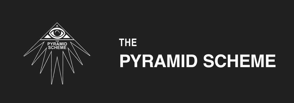 The Pyramid Scheme logo